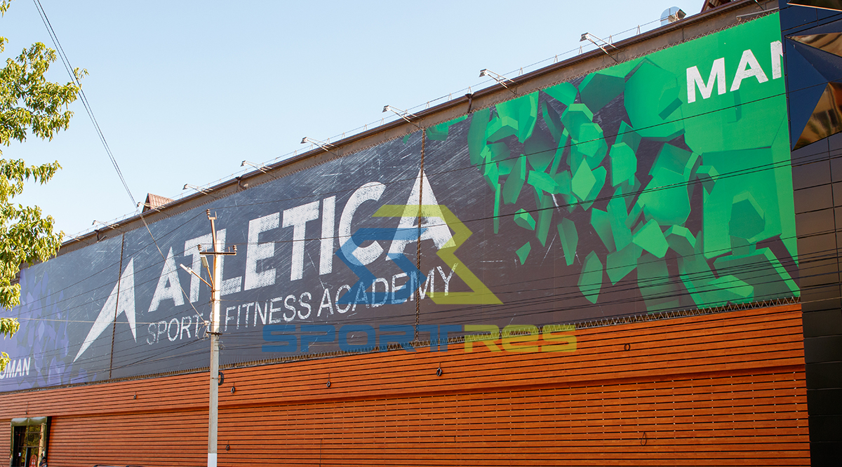 Фитнес-центр Atletica Sport&Fitness Academy | sportres.ru
